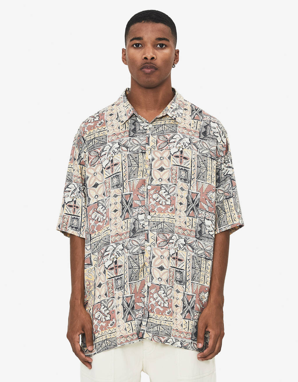 Vintage stila krekls