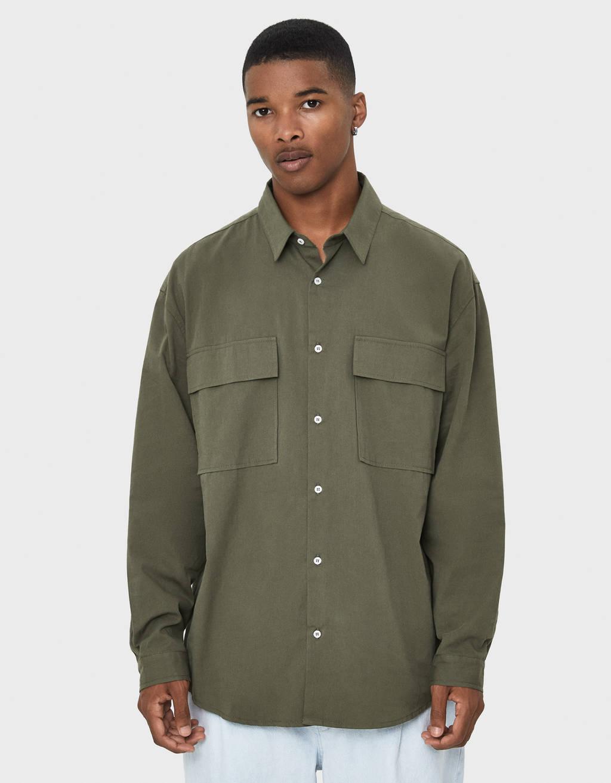 Camisa utilitária