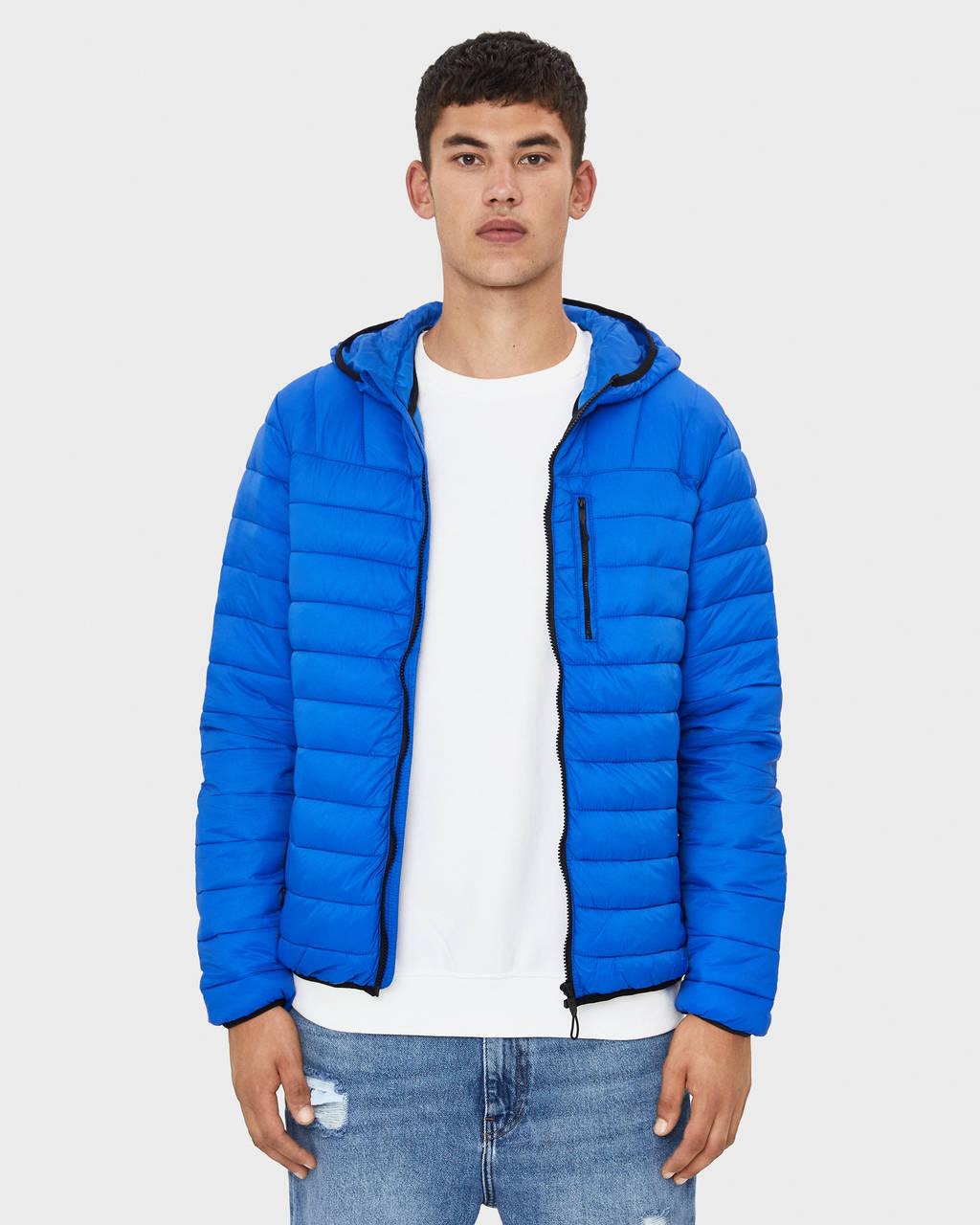 Puffy jakna s kapuljačom