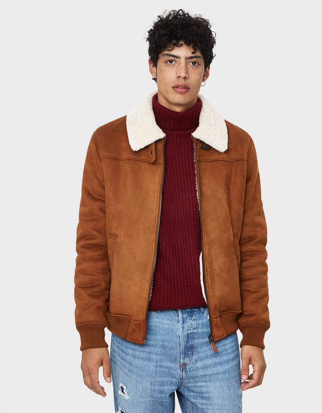 2f95f612f Jackets - COLLECTION - MEN - Bershka United States