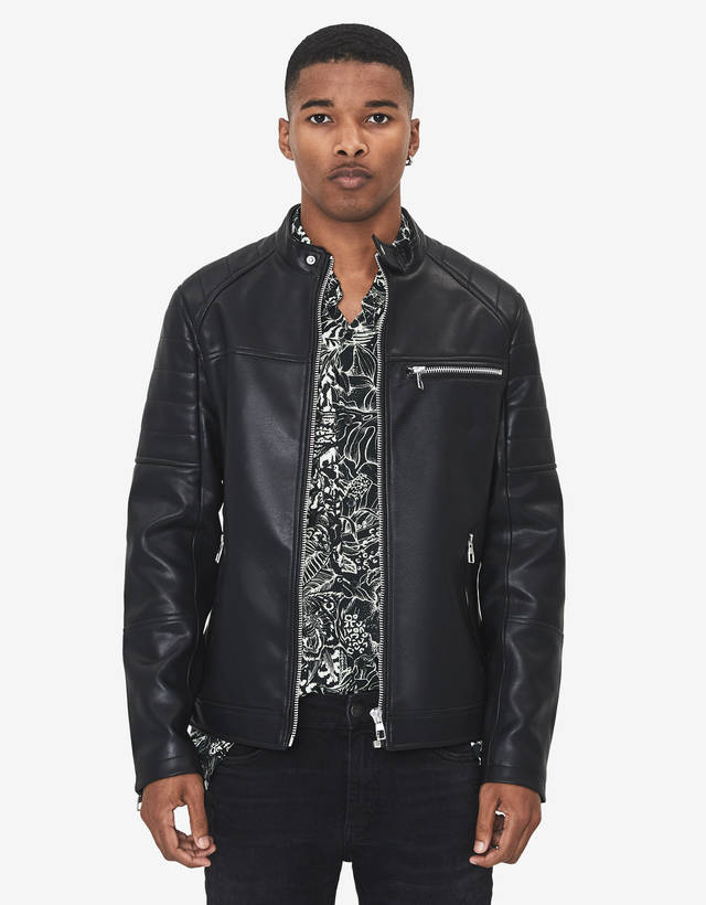 1fd334bc4 Men's jackets - Fall 2019 | Bershka