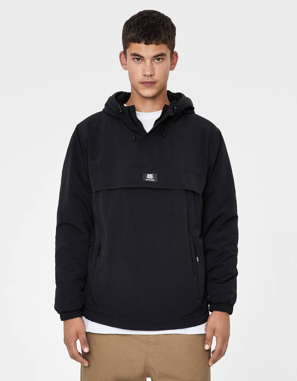 e2b93211b Jackets - COLLECTION - MEN - Bershka United States