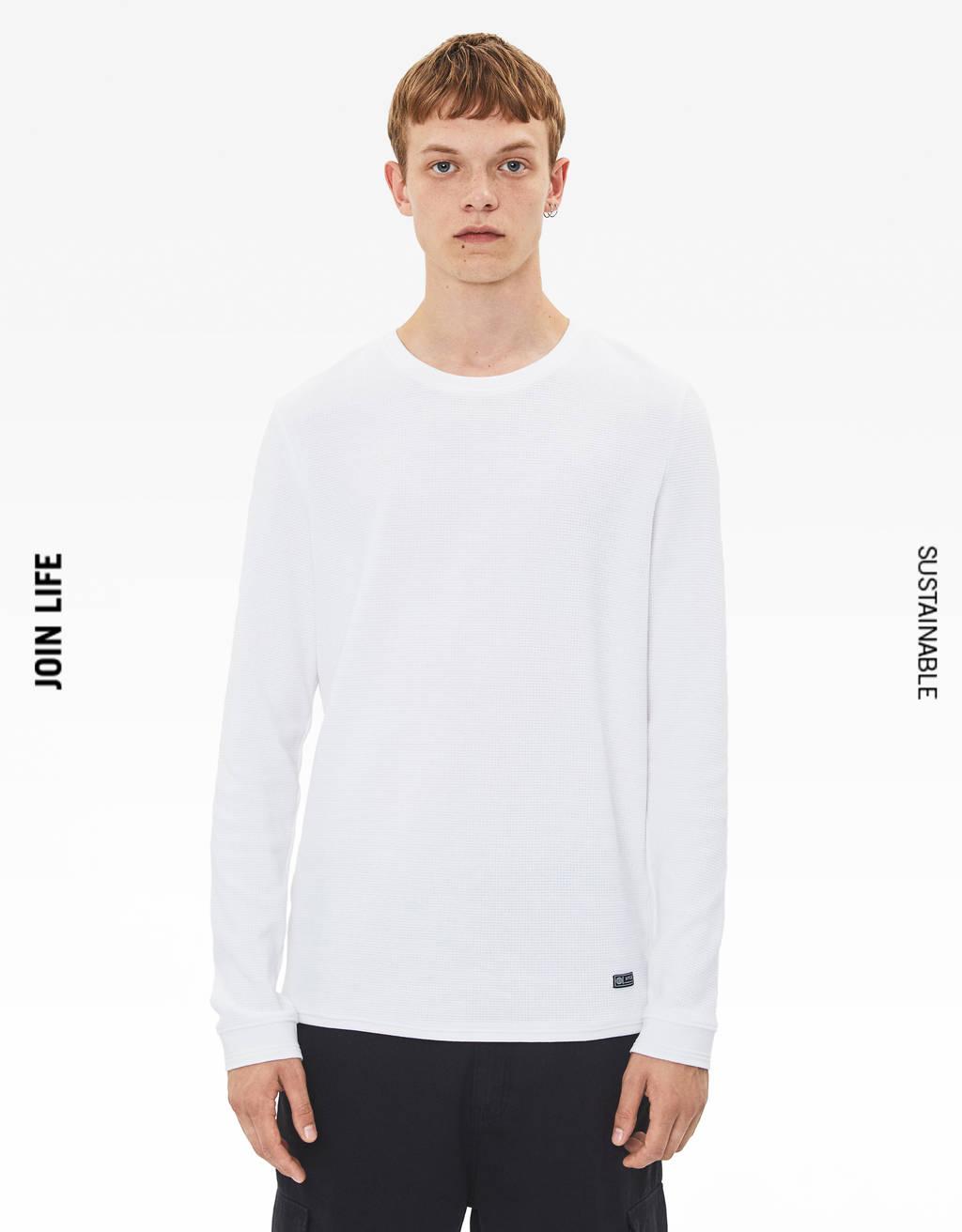 Džemper s uzrokom vafla