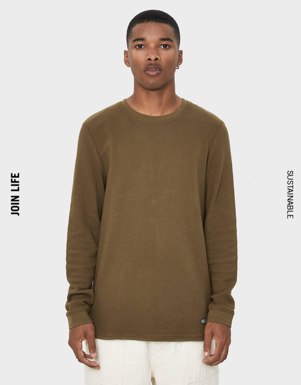 Pullover Waffle