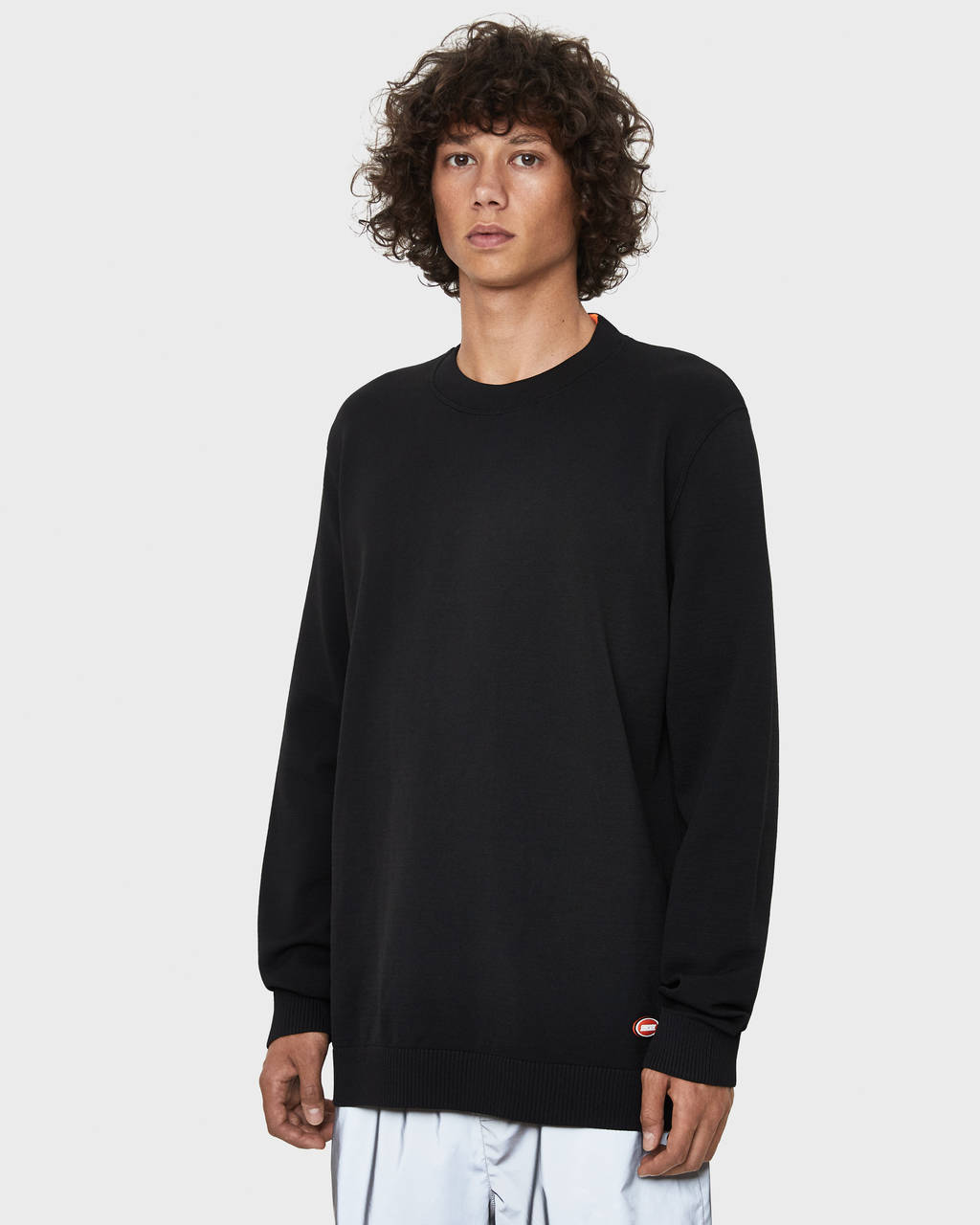 Pullover aus Funktionsstoff