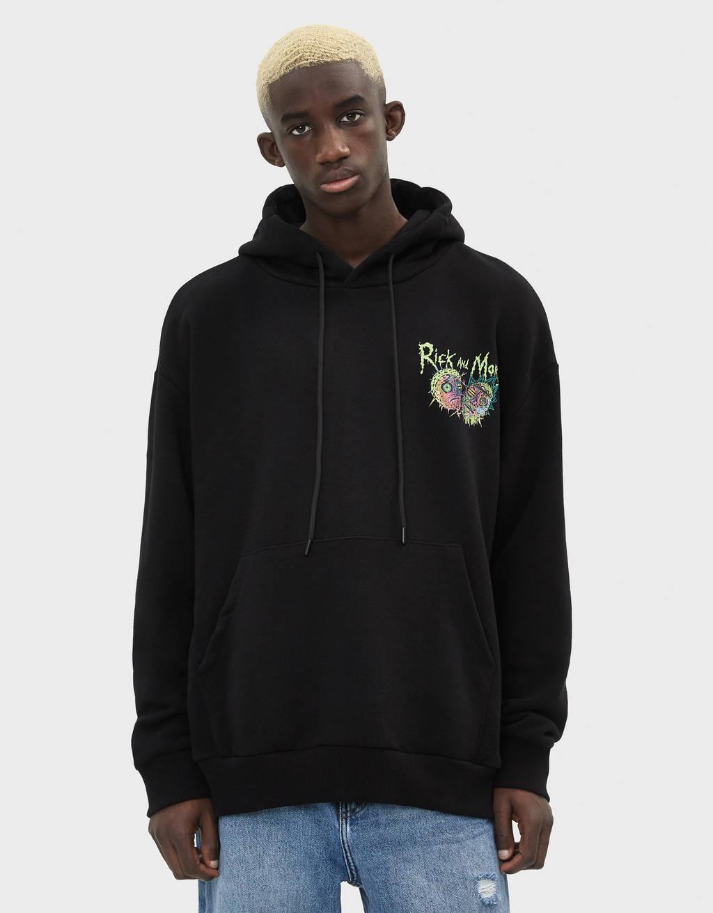 Sweatshirt Rick & Morty