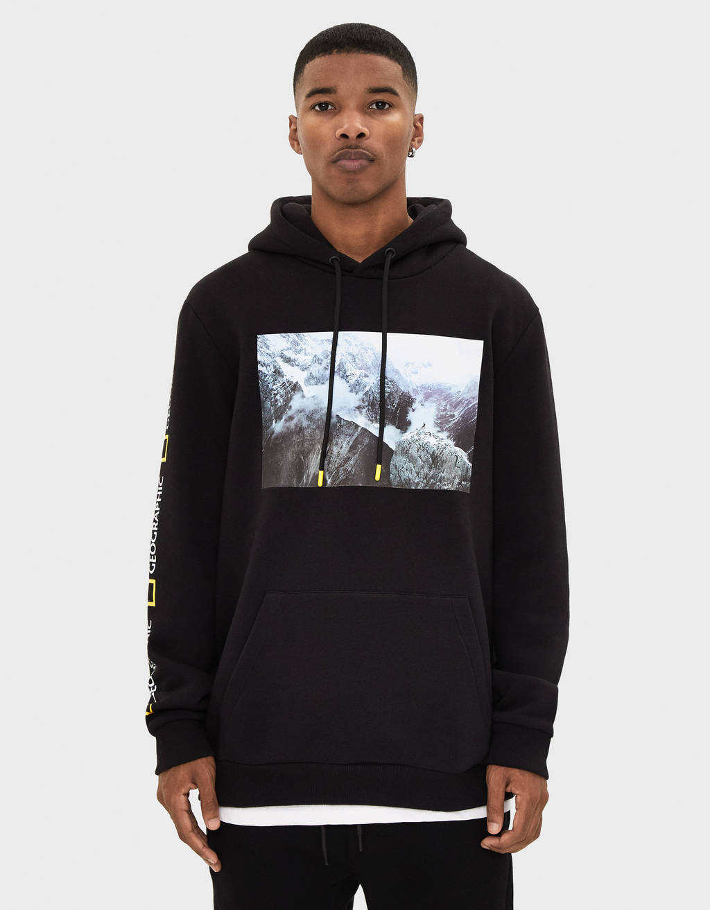Sweatshirt com capuz da National Geographic