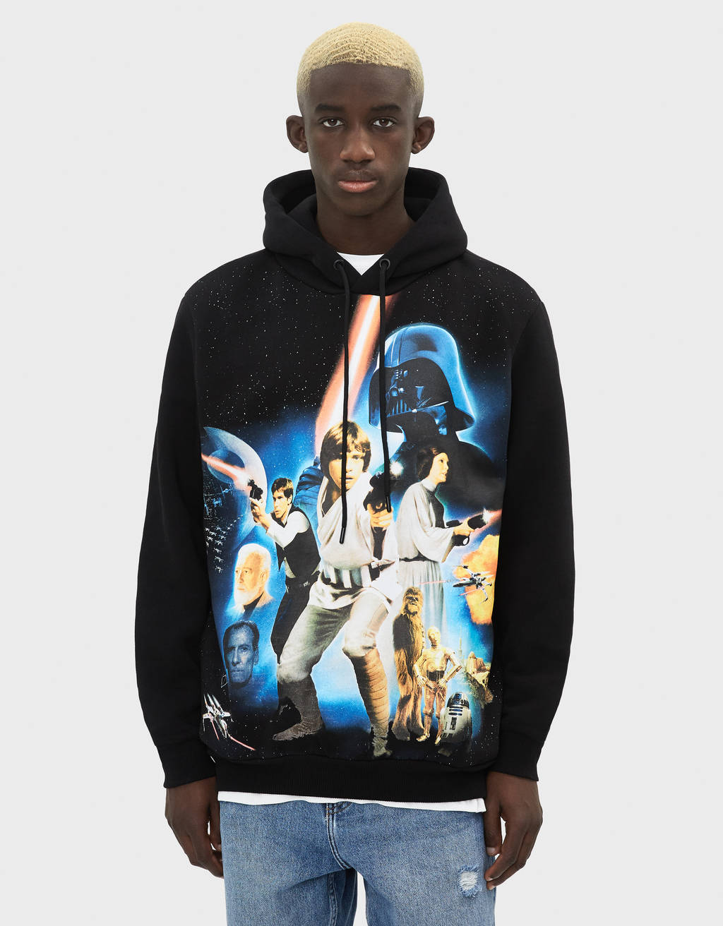 Sweat Star Wars