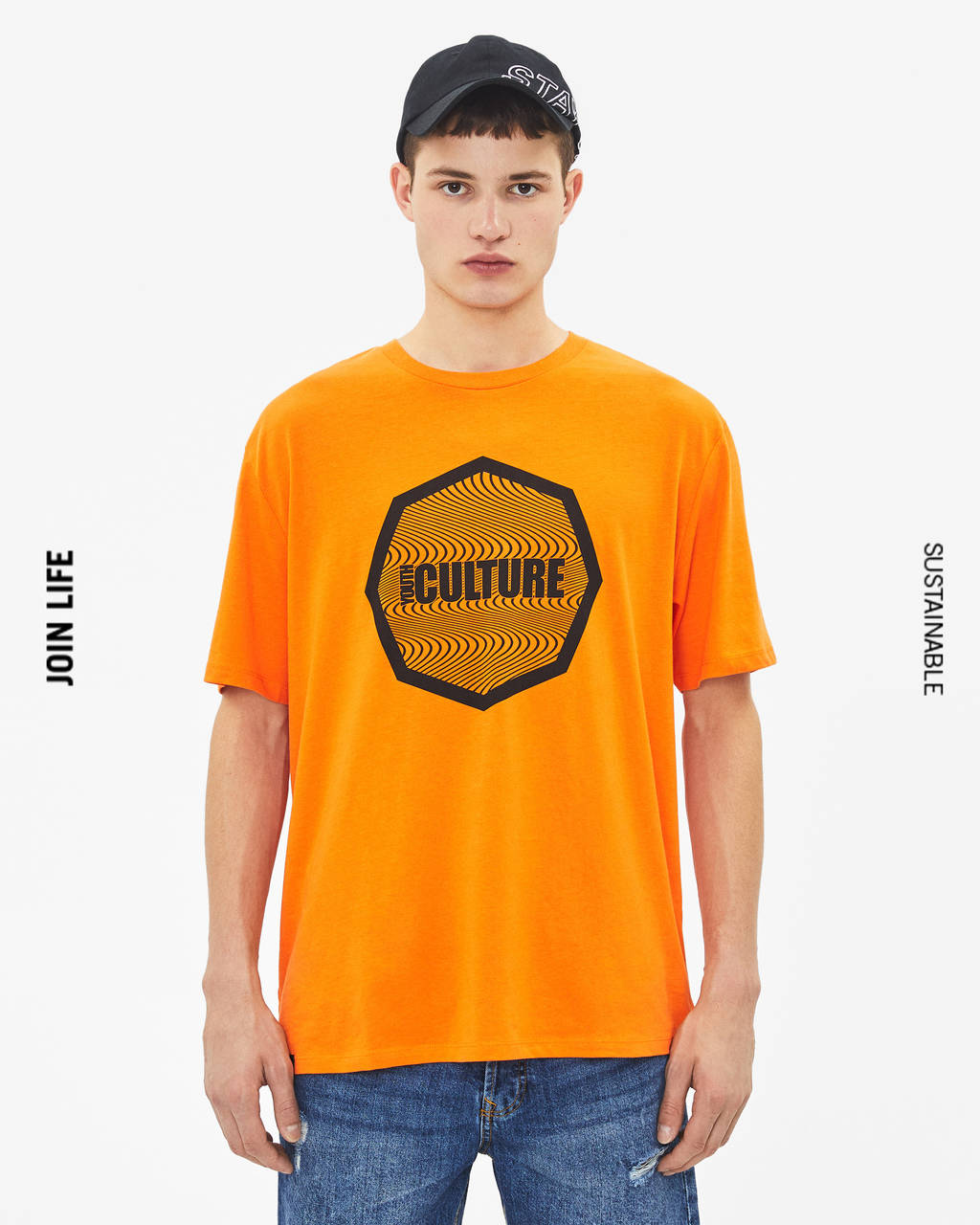 fcbf6b2331de Men's T-Shirts - Summer Sale 2019 | Bershka