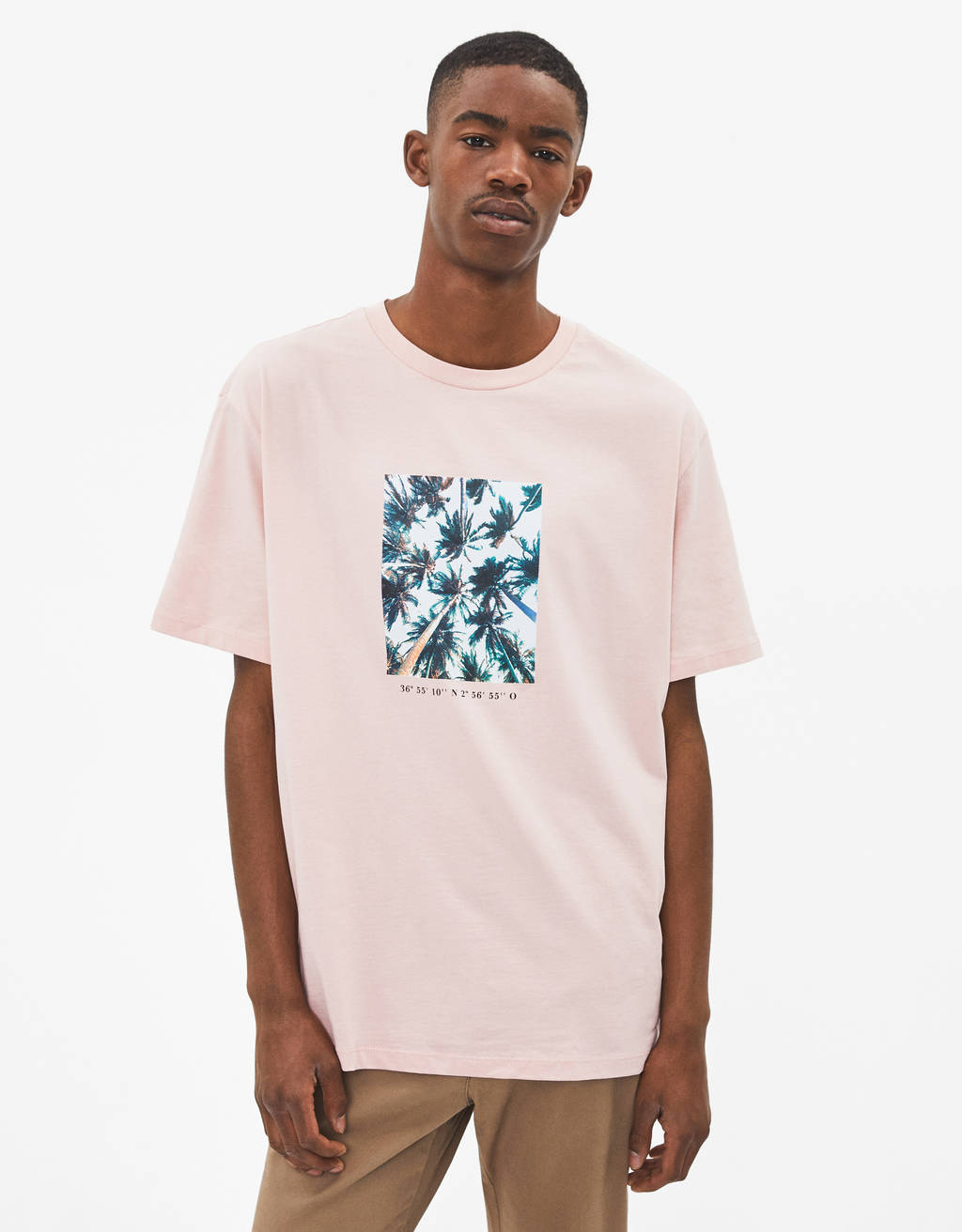 695abb31368 Men's T-Shirts - Summer Sale 2019 | Bershka