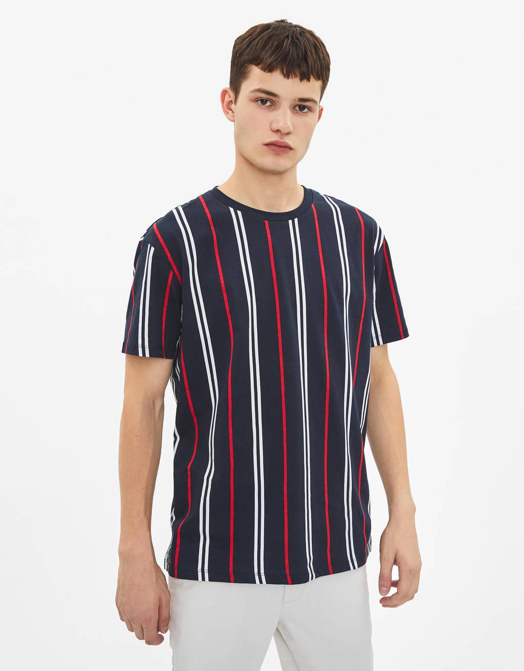 Dryžuoti marškinėliai