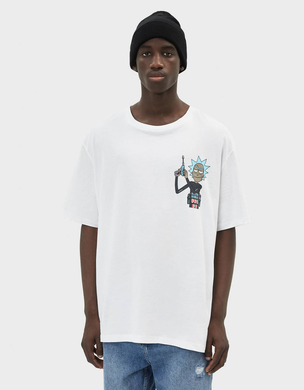 Camiseta 'Rick & Morty'