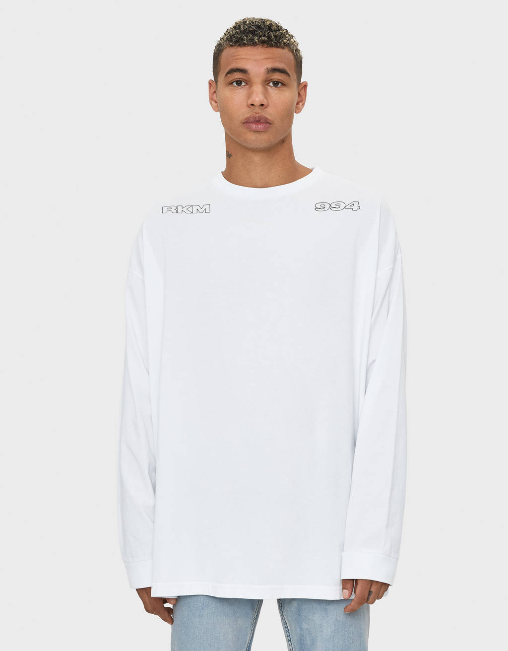 Long sleeve Rkomi T-shirt