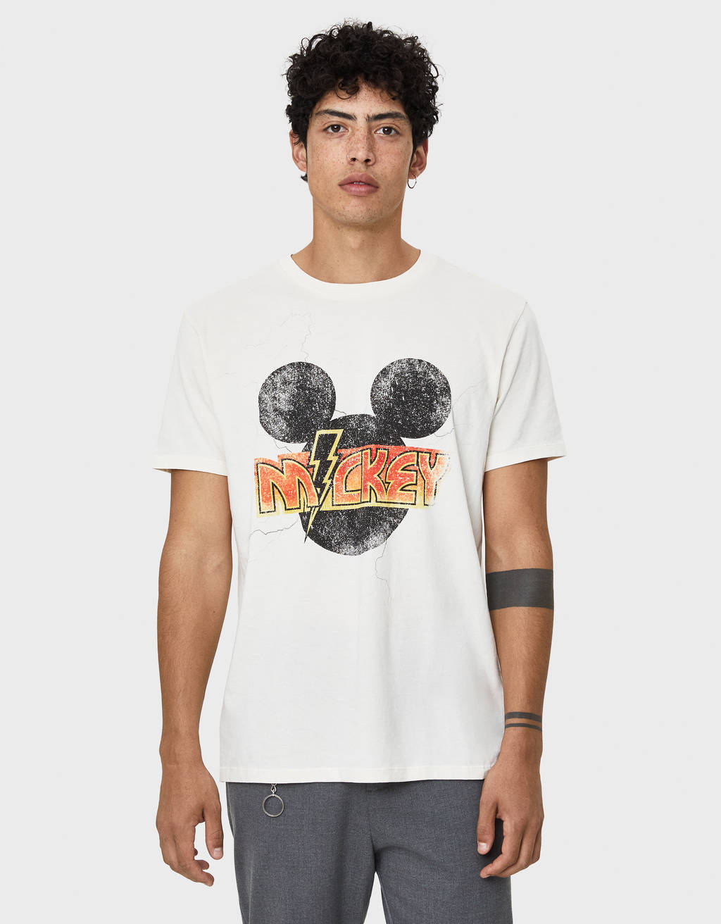 Majica s uzorkom Mickey