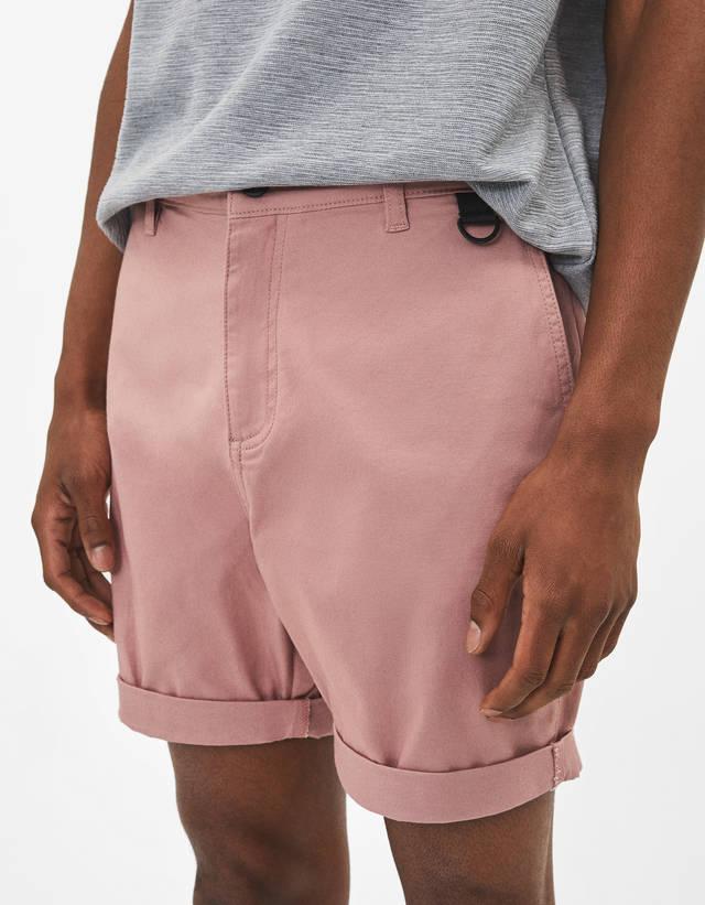 2ed5dd914 Pantalones cortos de hombre - Rebajas de Verano 2019   Bershka