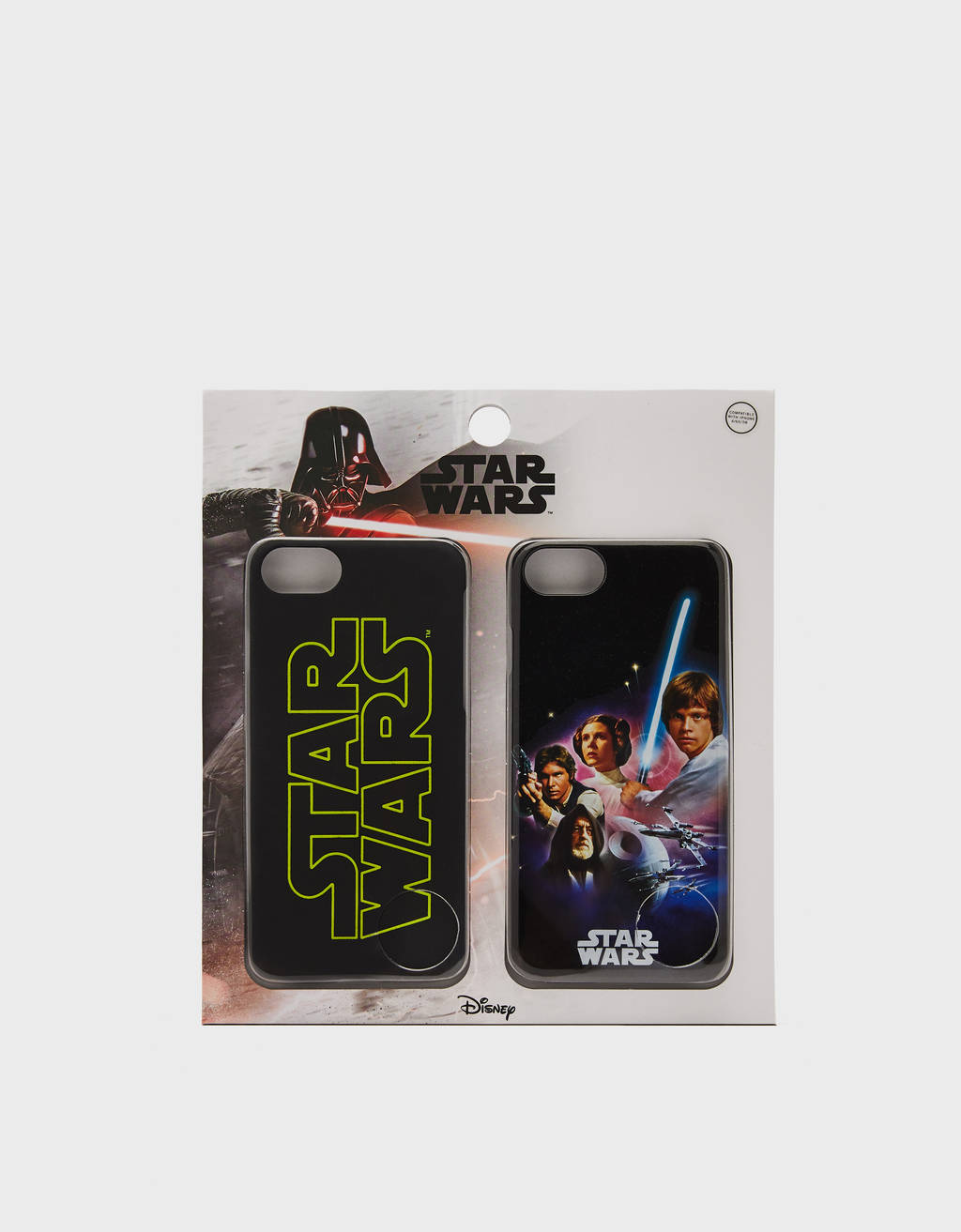 Lot de coques Star Wars iPhone 6 / 7 / 8