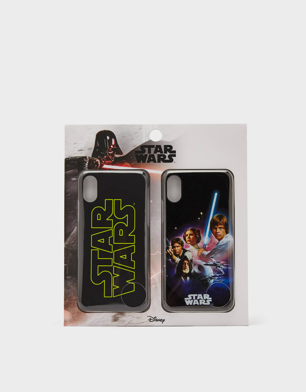 Set maski Star Wars za iPhone X/XS
