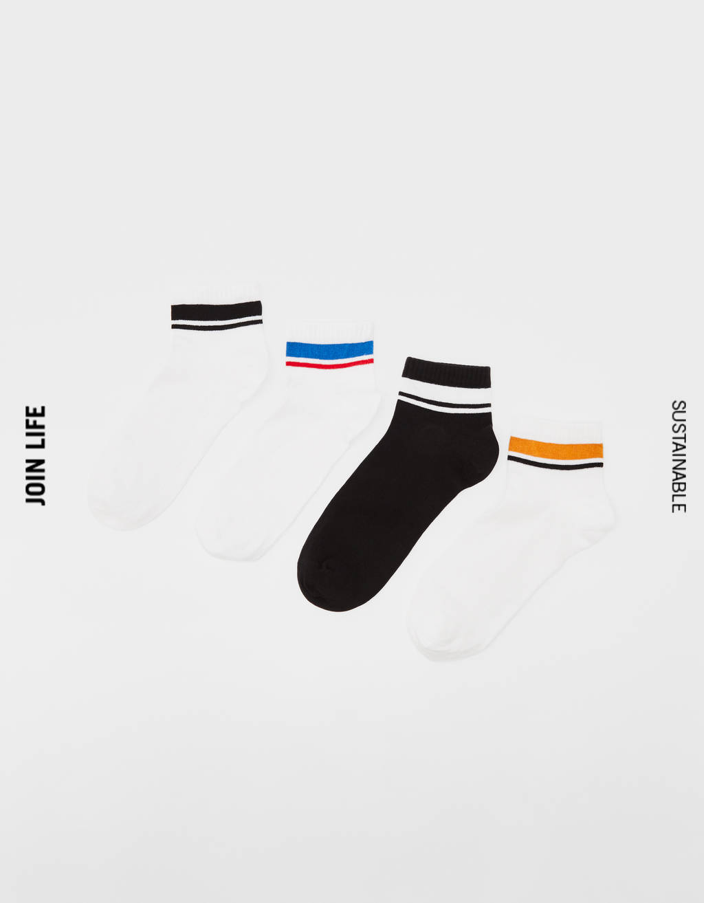 Pack mit Sneakersocken
