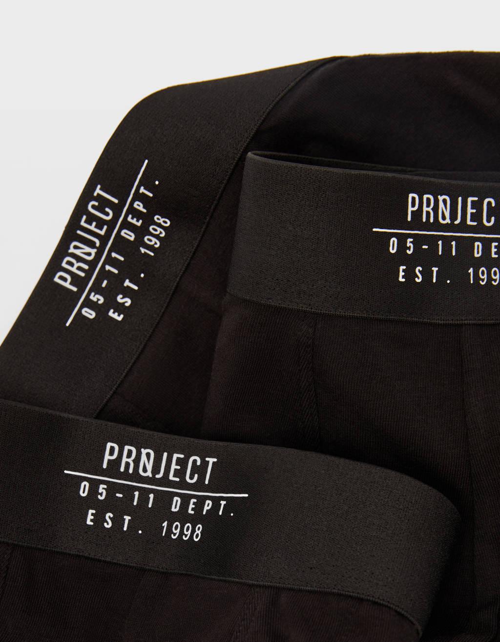 Set ropa interior
