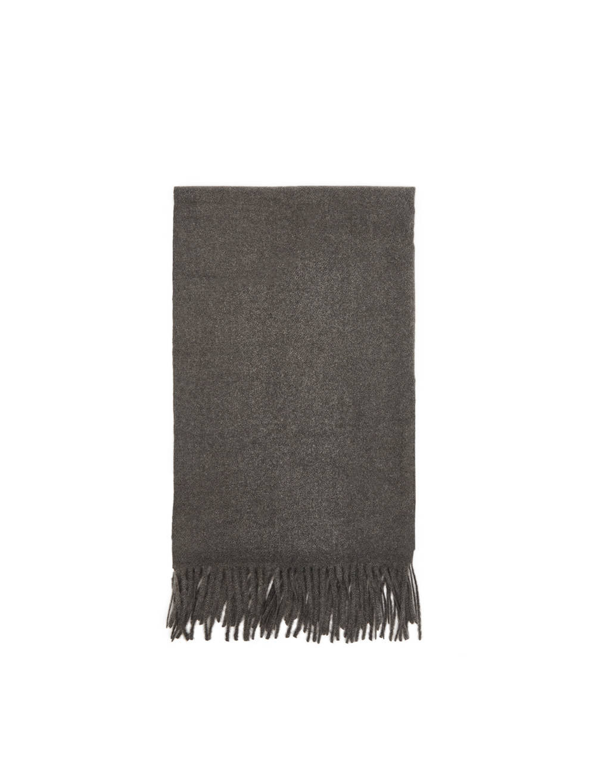 Monochrome scarf