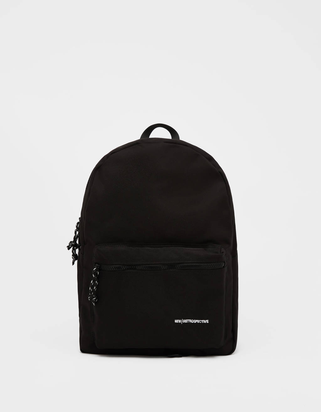 Monochrome backpack