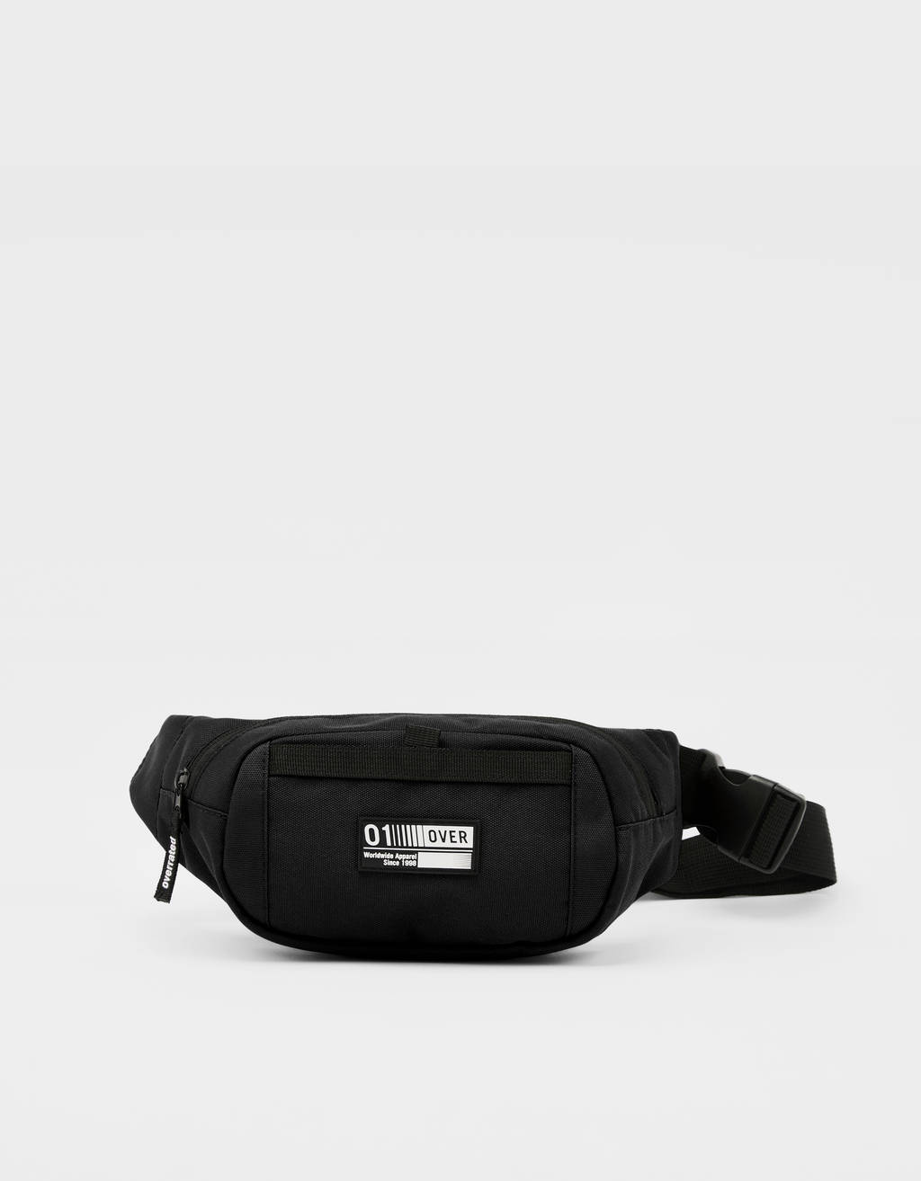 Belt bag with slogan