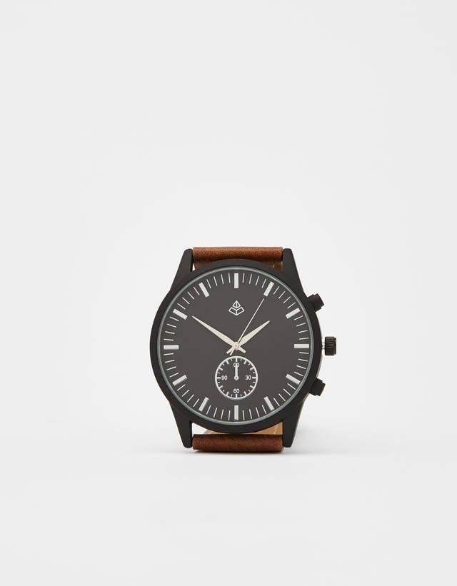 e172205fde Relojes - Accesorios - COLECCIÓN - HOMBRE - Bershka España