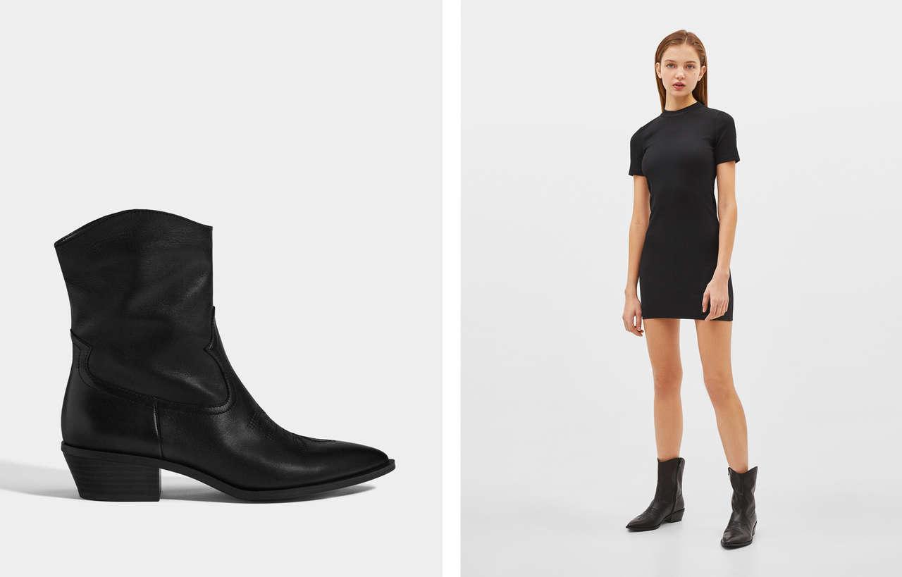 2dde0e61313a Ankle boots - Shoes - COLLECTION - WOMEN - Bershka Albania