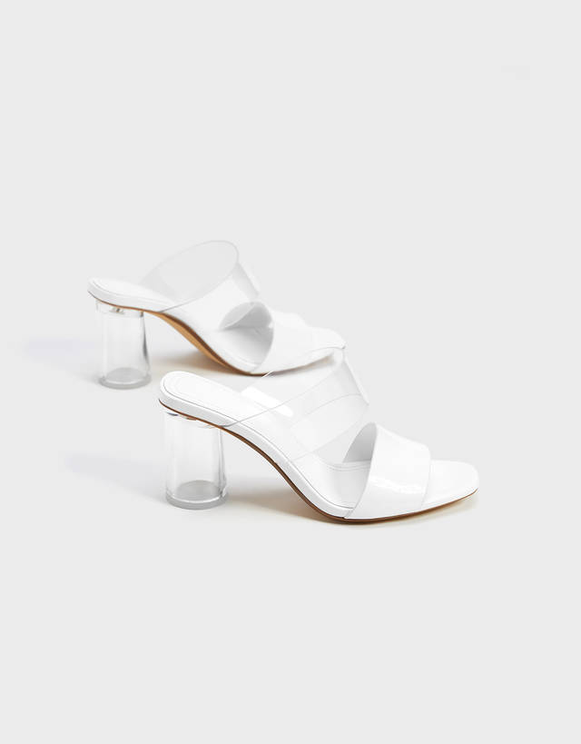 fd4c12402 Shoes - COLLECTION - WOMEN - Bershka Greece