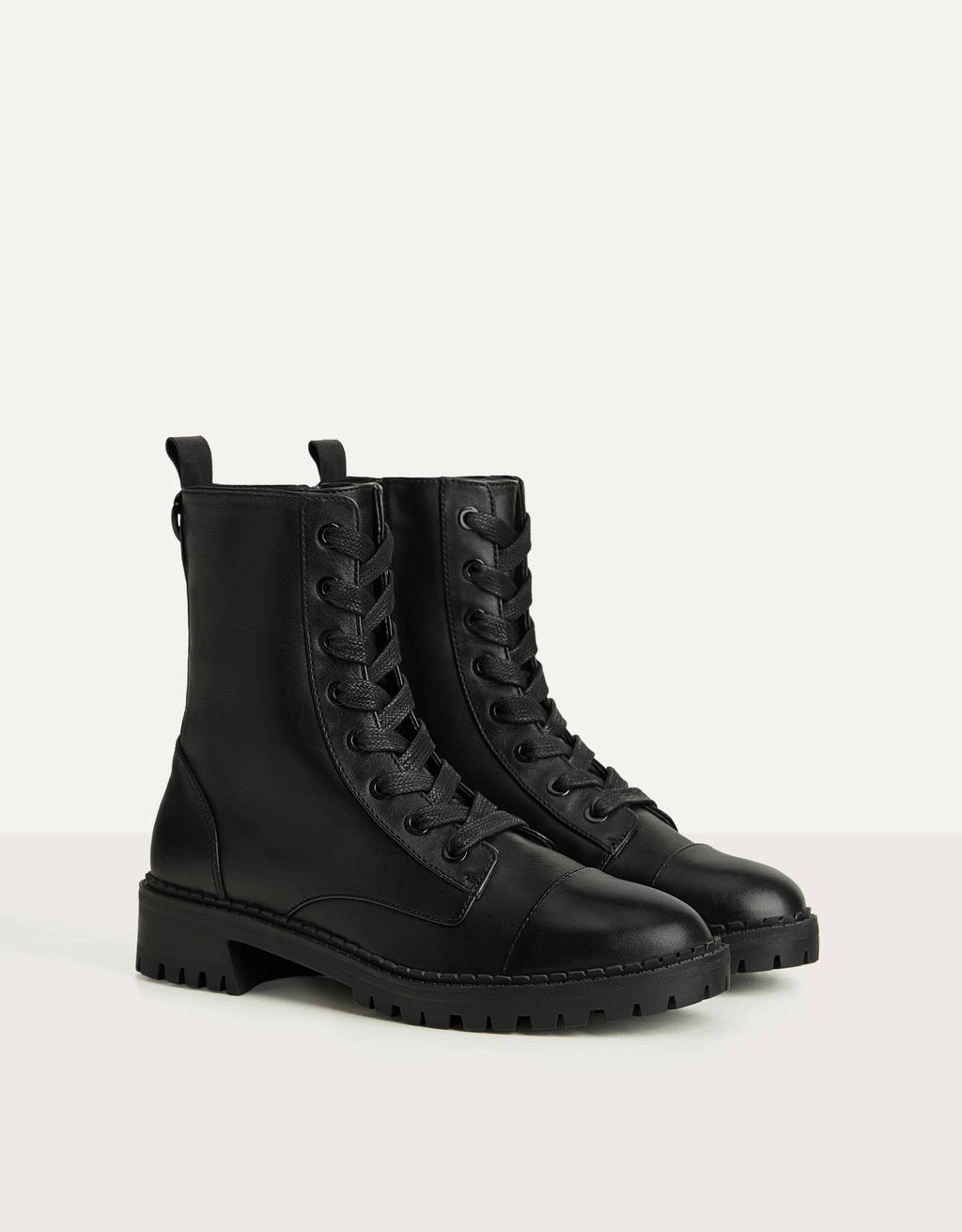 b45210cc5c7 Women's shoes - Fall 2019 | Bershka