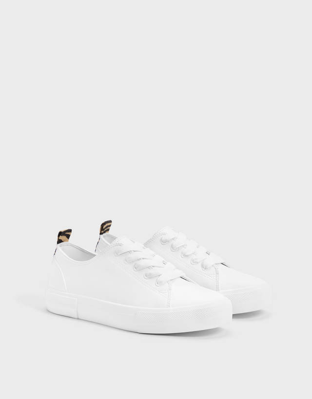cb2f5110b31ca Baskets - Chaussures - COLLECTION - FEMME - Bershka France