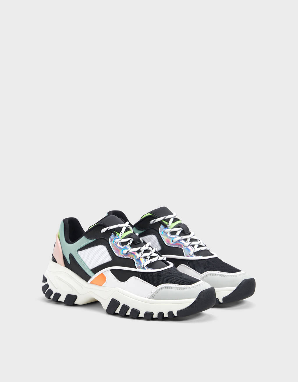 Multicoloured trainers - Sneakers