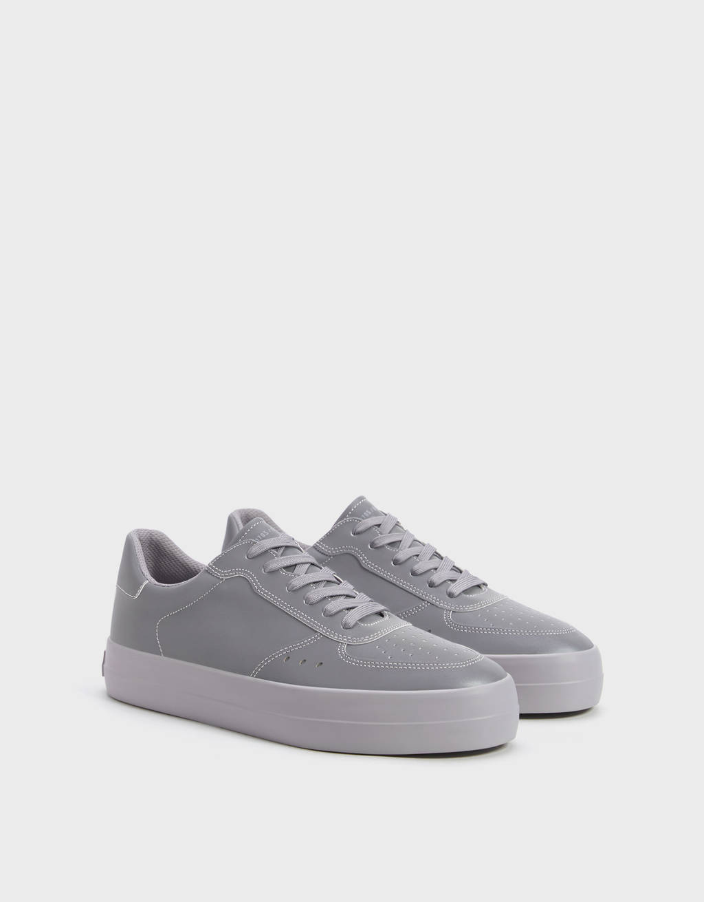 Reflecterende sneakers heren