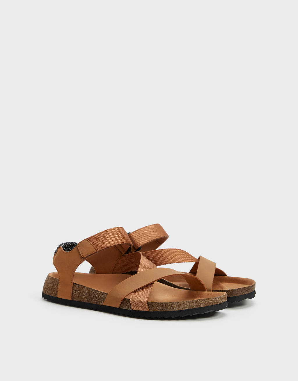 Men's multistrap sandal