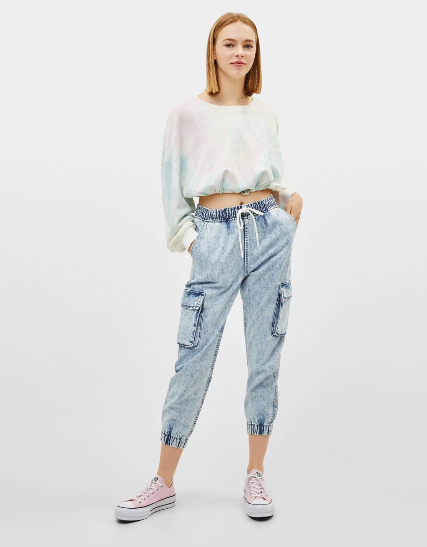Jogger cargo hlače