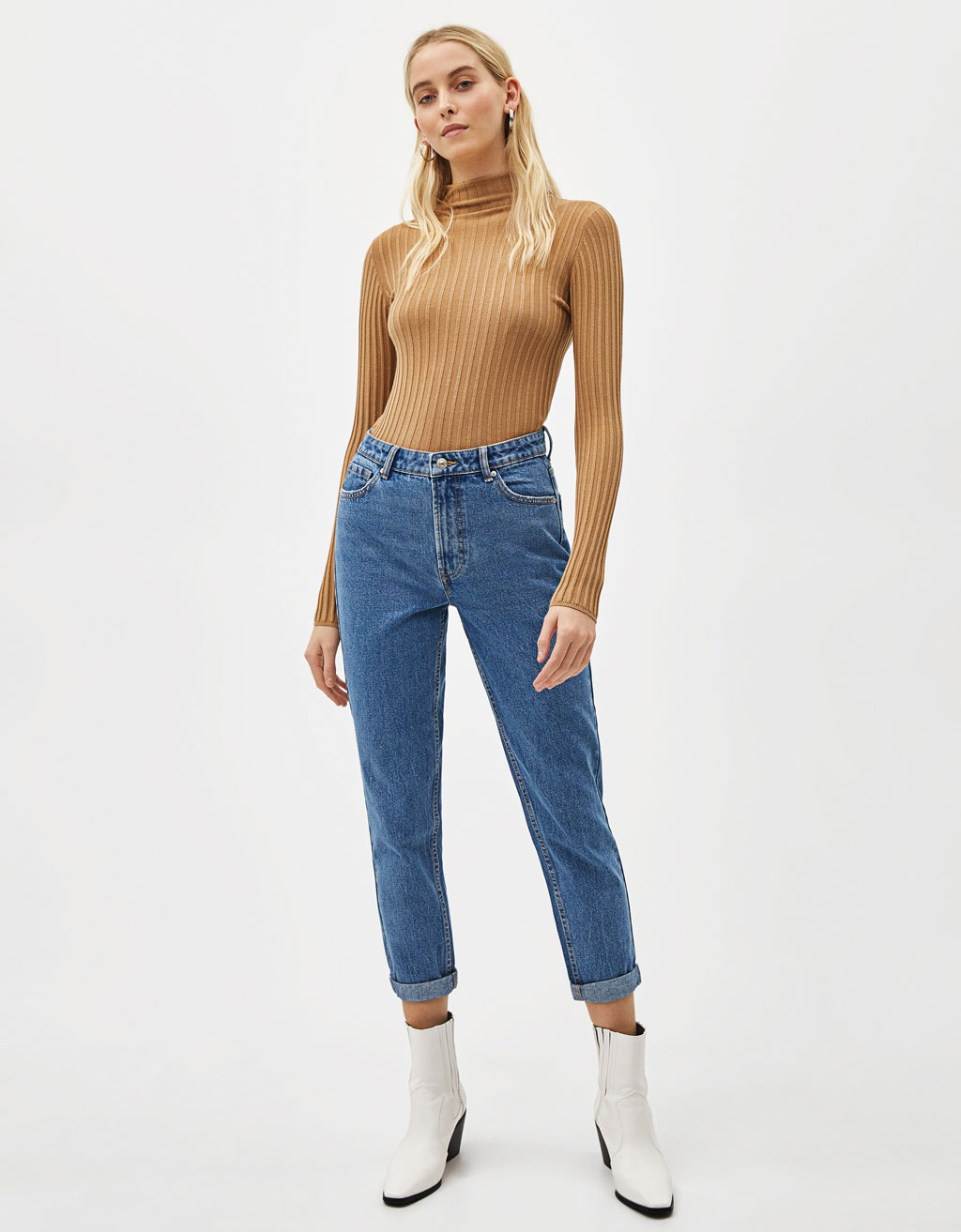 Denim Collection - COLLECTION - FEMME - Bershka France 3f4a5dbcb6c2