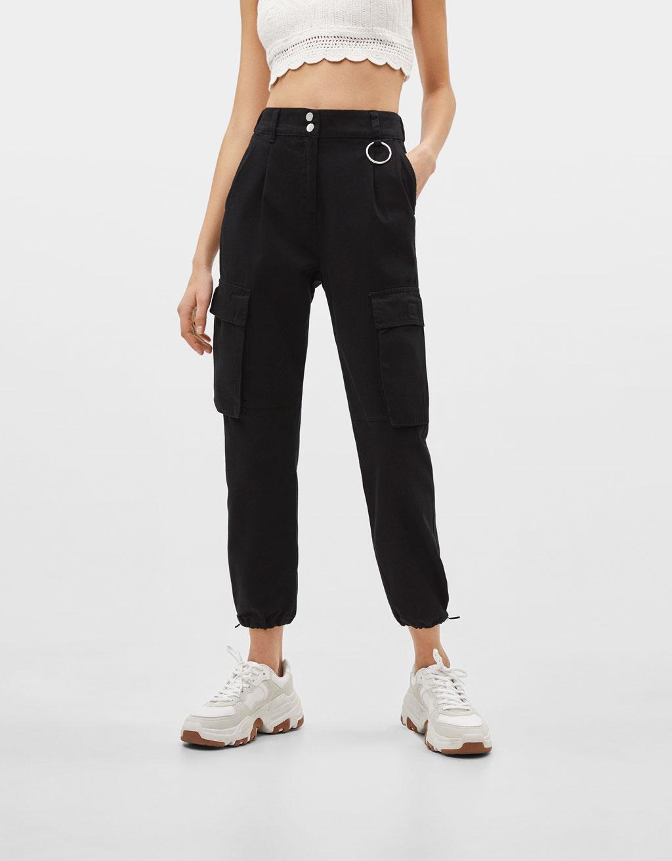 Pantalons de butxaques jogger