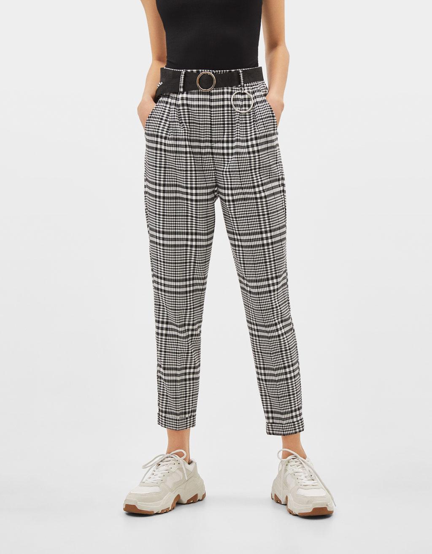 Pantalon de jogging avec ceinture