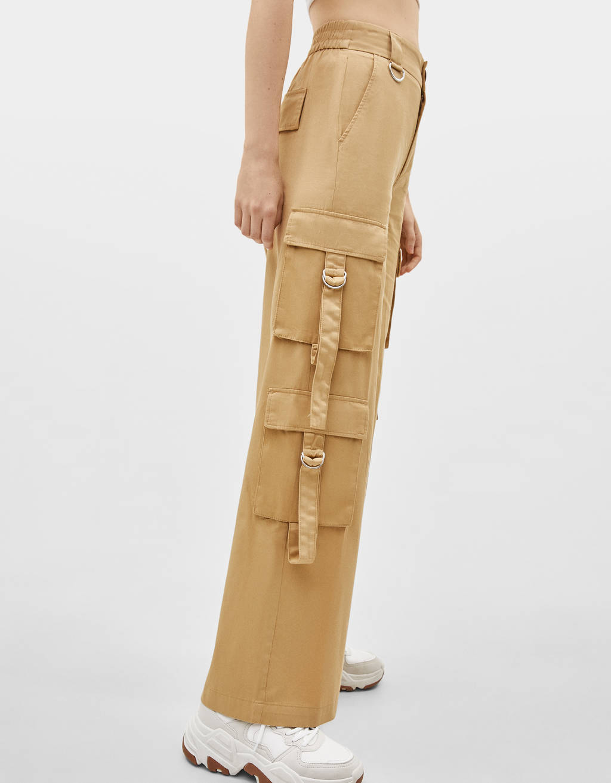 Pantalon worker avec poches