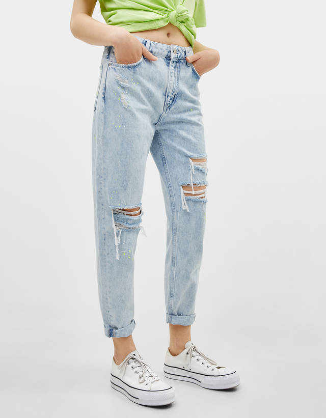 031c9127 + colours. Add to Wishlist. Quick view. High waist mom jeans ...