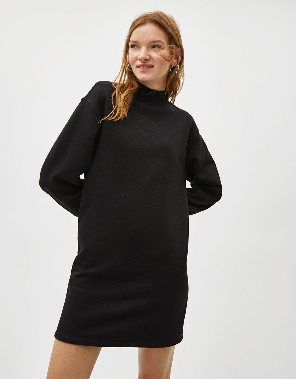 Vestido negro con los freddys