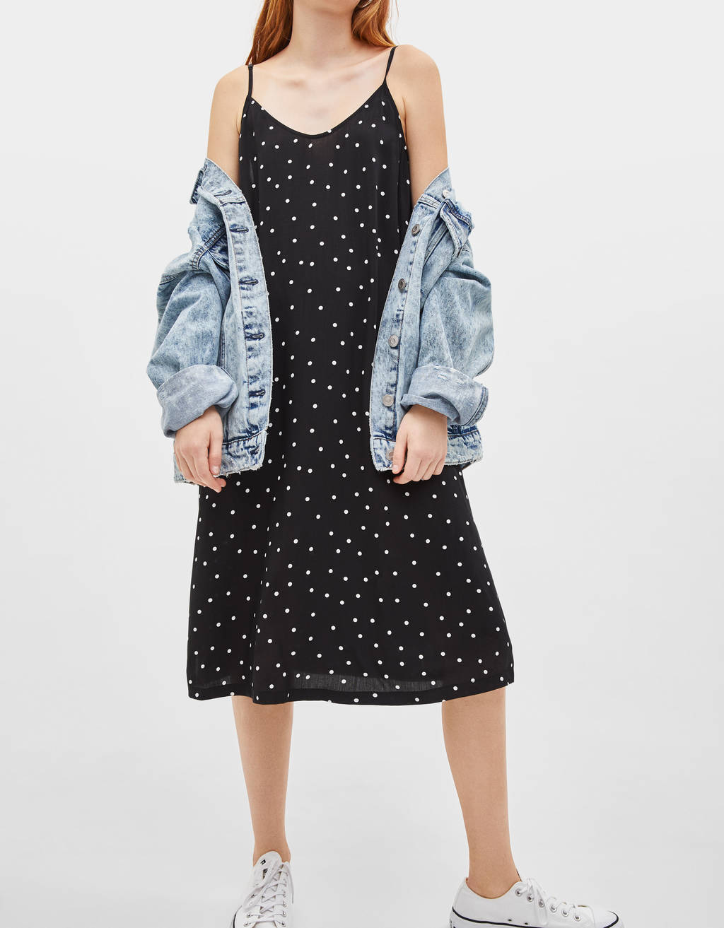 f2751eee04 Dresses - COLLECTION - WOMEN - Bershka United States