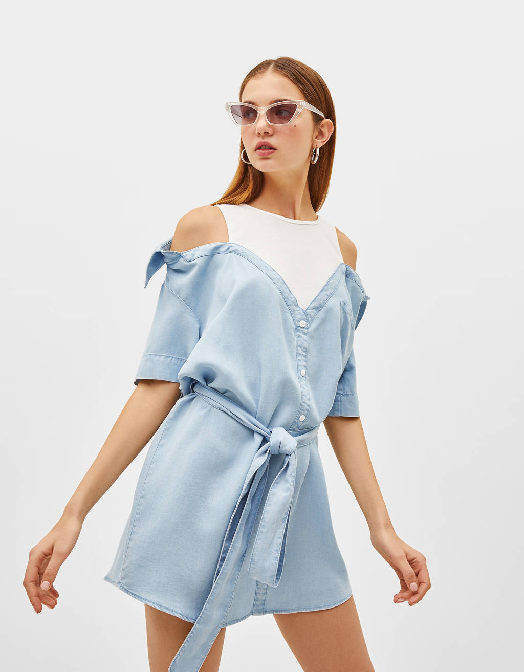 Robe TENCEL® avec top