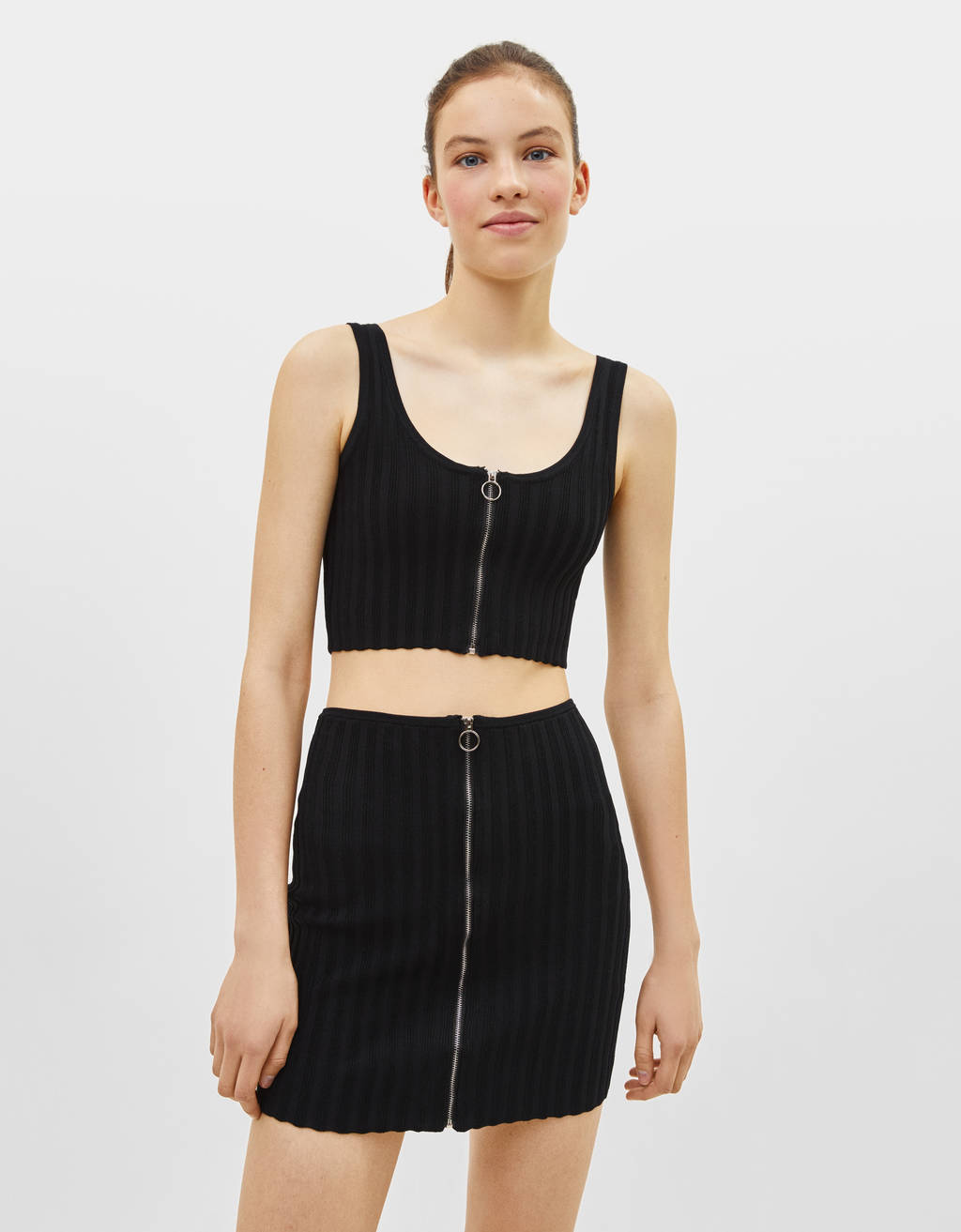 973156ed1 Women's Skirts - Spring Summer 2019 | Bershka