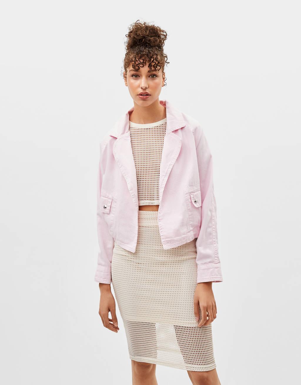 Coats, Jackets & Vests Zara Contrasting Faux Fur Jacket Coat Clothing, Shoes & Accessories Size Xs 6 Latest Fashion