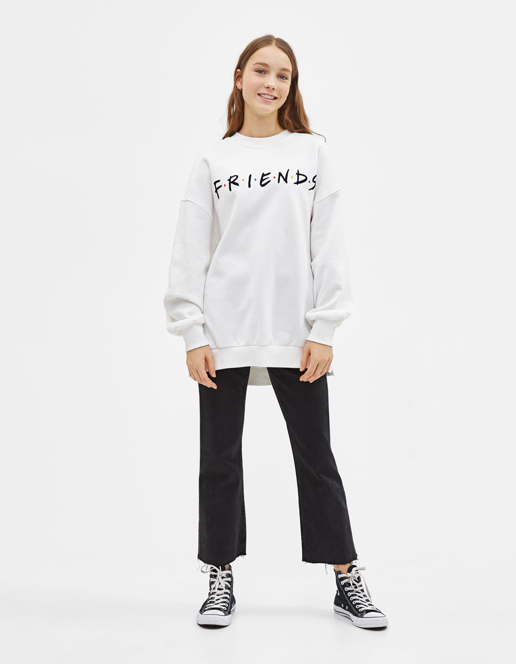 'Friends' sweatshirt