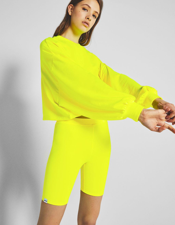 Bershka + PANTONE sweatshirt