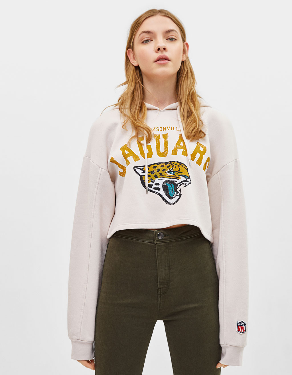 Sweat cropped NFL