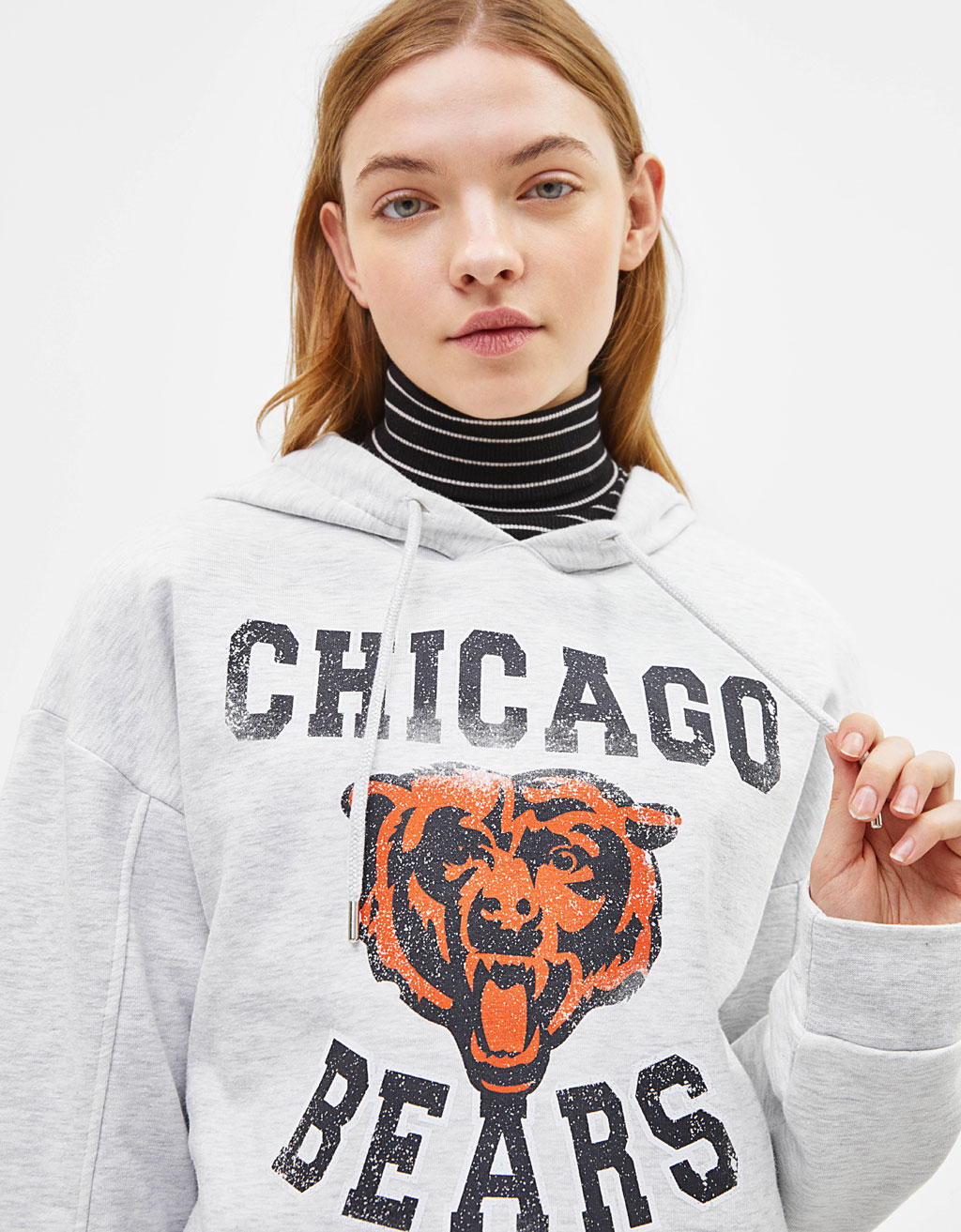 Cropped-Sweatshirt NFL
