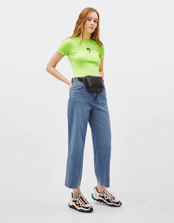 9f182787 Shoptagr | T Shirt Powerpuff Girls by Bershka